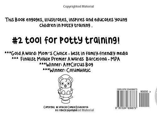 Potty Training Coloring Book: Toilet Training Coloring (Volume 2 ...