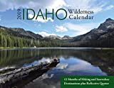2019 Idaho Wilderness Calendar