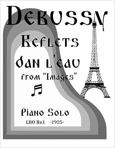 Images, Book 1: I. Reflets dans leau