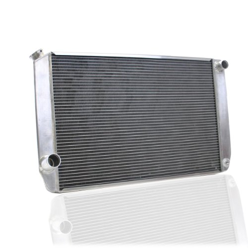 Griffin Radiator 8-00087 Dominator Series Universal Fit Cross Flow Radiator for 71-73 Mustang