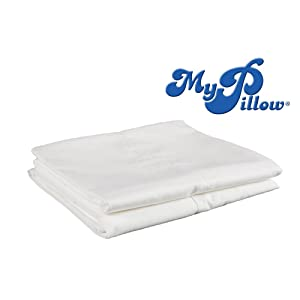 MyPillow Pillow Cases (Standard/Queen Pillow Case Set, White