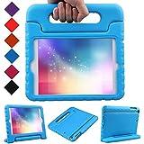 TIRIN iPad Mini 7.9'' Shockproof Case Kids Case Super Protection Cover Handle Stand Case Children Apple iPad Mini 3rd Gen/iPad Mini 2 Retina Display/iPad Mini (Blue)