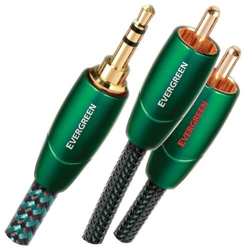 AudioQuest Evergreen (2.0m, Mini-to-RCA) by AudioQuest