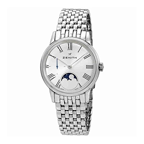 Zenith Elite Automatic Moonphase Ladies Watch 03.2330.692/02.M2330