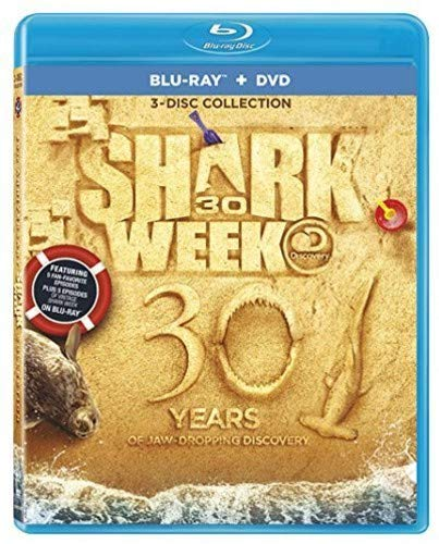 Shark Week 30th Anniversary [Blu-ray]