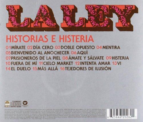Amazon.com: Historias E Histeria: Music