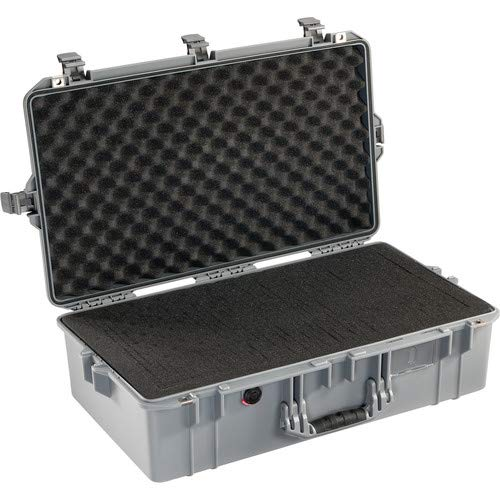1605 Protector Air Case (Silver, Pick-N-Pluck Foam) [並行輸入品]   B07MJYPZHB