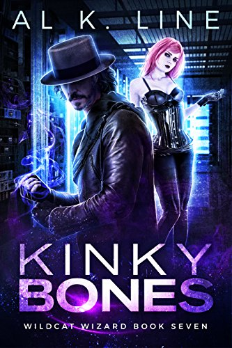 Kinky Bones (Wildcat Wizard Book 7)
