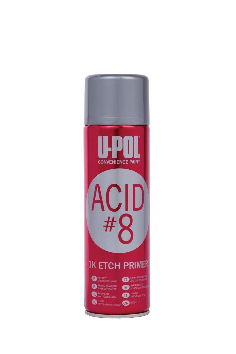 UPol Apprê t d'accrochage 450ml ACID/AL