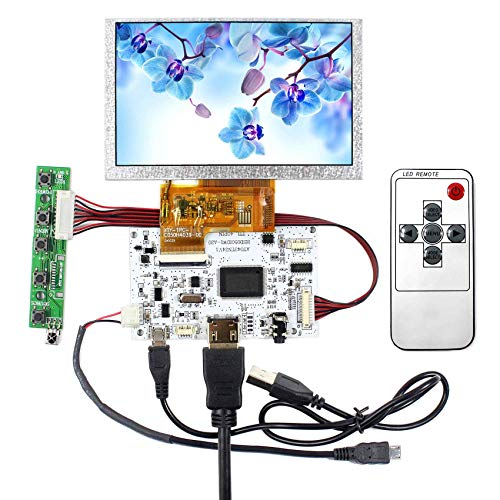 - VSDISPLAY Fit for Raspberry Pi, 5