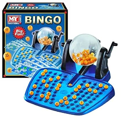 Amazon com: MY Large Bingo & Lottery Numbers Picking Picker