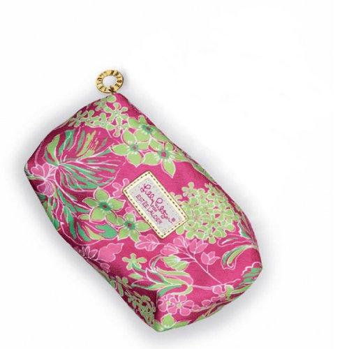 Floral Lilly (Estee Lauder Lilly Pulitzer Designer Floral Cosmetic Makeup Bag)