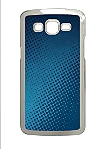 Samsung 2 7106 Case Patterns 8 PC Samsung 2 7106 Case Cover Transparent