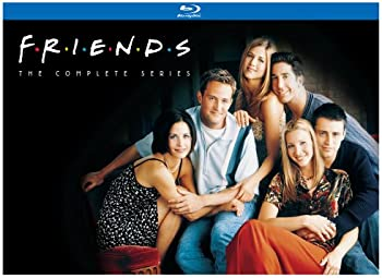 Friends: The Complete Series on Blu-ray