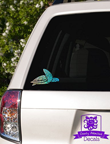 Swimming Turtle Specialty Vinyl Decal product image