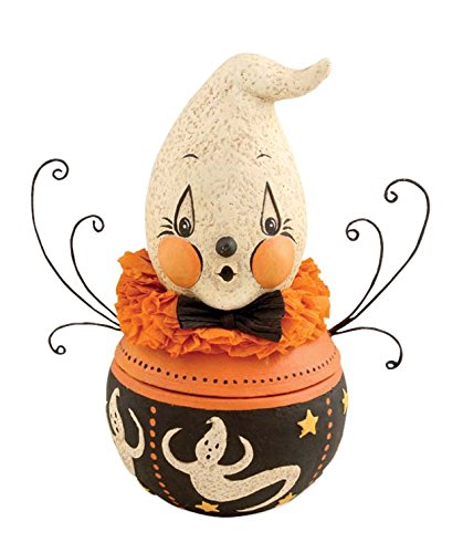 (Bethany Lowe Halloween Boo Boo Ghost Candy Bowl)