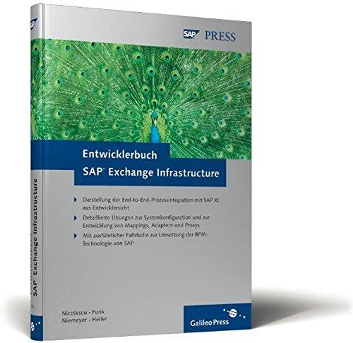 Entwicklerbuch SAP Exchange Infrastructure (SAP PRESS)