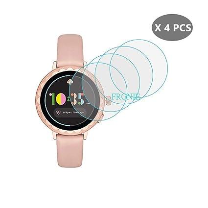 Amazon.com: [4 unidades] para Ticwatch C2 Protector de ...