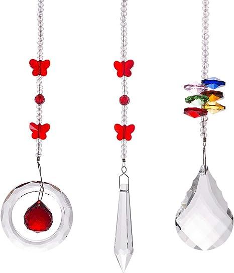 Rainbow Maker,suncatchers for windows,Window Decor Hanging,Amber color Housewarming gift