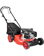 Güde 95327 Cortacésped Eco Wheeler 462.1 R, 2200 W, color rojo