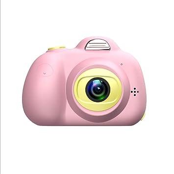 LSQLDQ Cámara de Fotos de niños cámara HD Pequeño Pedo niño cámara ...