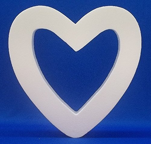 EPS Styrofoam OPEN HEART 16'' or 18''x2'' (18)