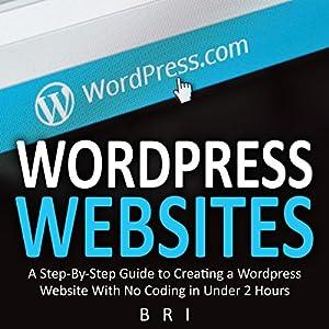 Wordpress Websites Audiobook