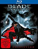 Blade 1 2 3 Trilogy Collection [Blu Ray] (Deutsche Uncut Trilogie) Teil 3 Extended Version