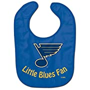 WinCraft NHL St. Louis Blues WCRA2071614 All Pro Baby Bib