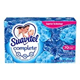 Suavitel Complete Dryer Sheets, Morning