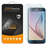 Best Galaxy S6 Screen Protectors - [3-Pack] Supershieldz for Samsung Galaxy S6 Tempered Glass Review