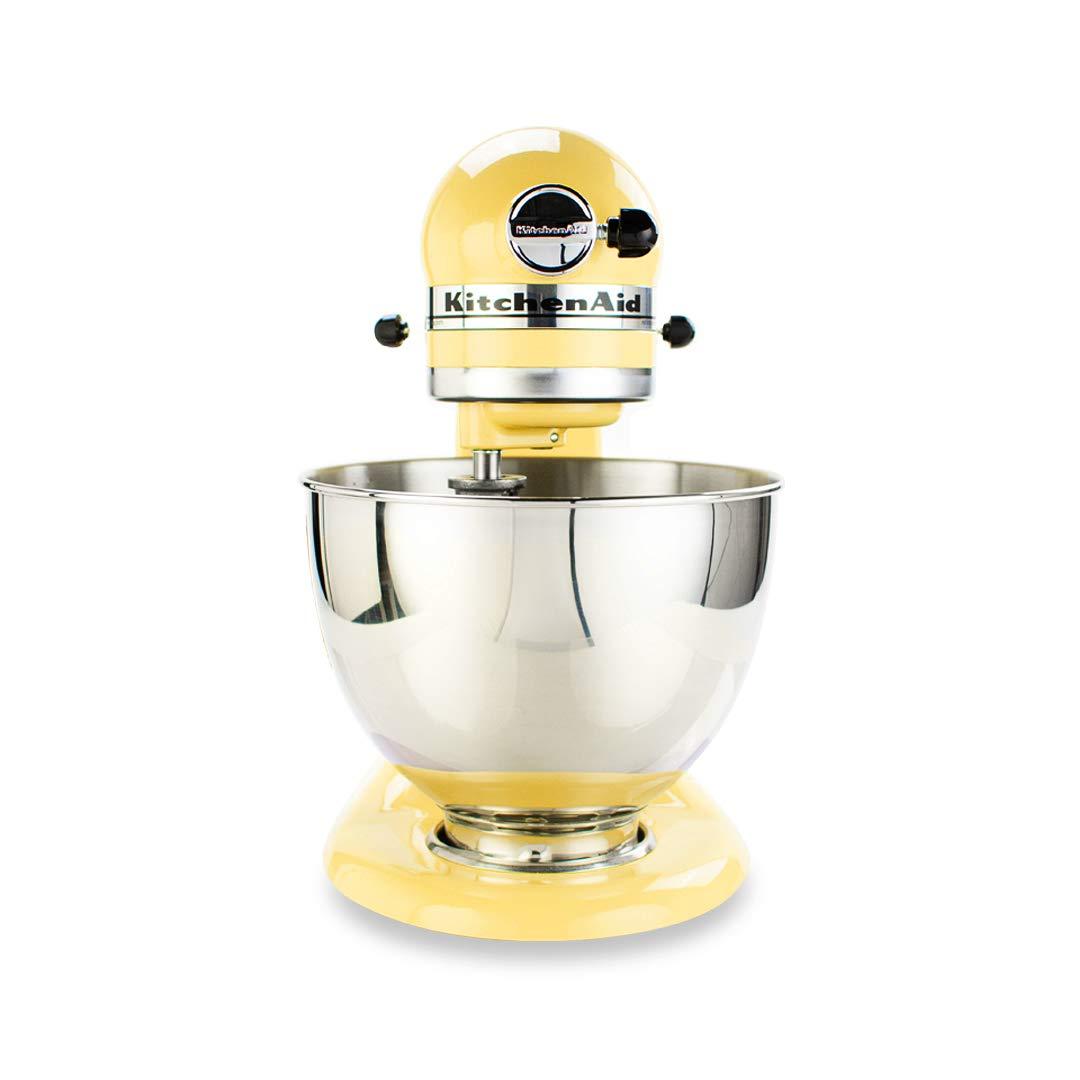 KitchenAid 4.5-Quart Tilt-Head Stand Mixer Boysenberry 3-Quart Bowl