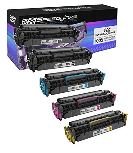 Speedy Inks Toner Cartridge Replacement for Xerox Phaser/WorkCentre 6500 106R01597 (Black)