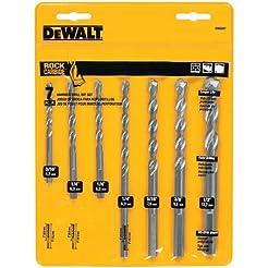 DEWALT DW5207 7-Piece Premium Percussion...