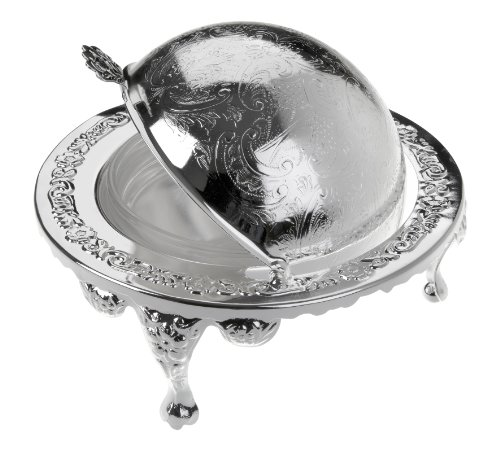 Queen Ann Silver (Queen Anne Round Butter Dish product 6500 i per box)