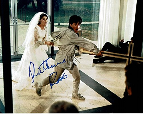 Katharine Ross   The Graduate Autograph Signed 8X10 Photo