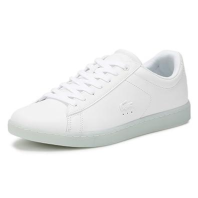 0c8e9d720c50ff Lacoste Carnaby Evo Femme Baskets Mode Blanc: Amazon.fr: Chaussures et Sacs