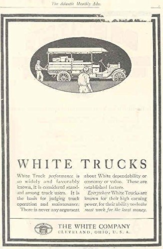 1919 White Truck & Beeman