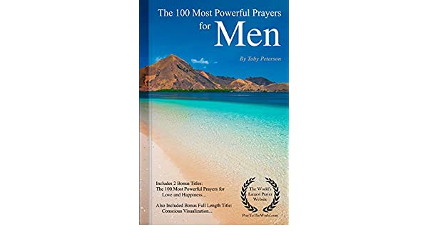 Prayer The 100 Most Powerful Prayers For Men Including 2 Bonus