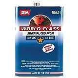 SEM 50421 World Class 4.2 Universal Clearcoat - 1 Gallon
