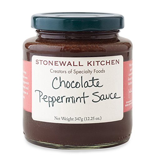 Stonewall Kitchen Chocolate Peppermint Sauce, 12.25 Ounces