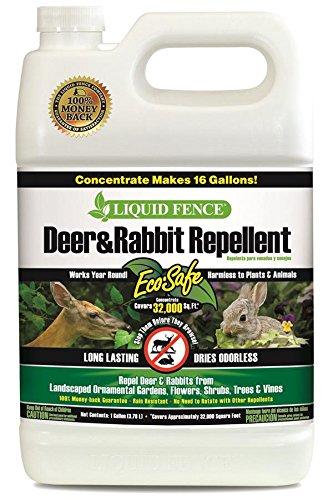 Liquid Fence HG-70111 Deer & Rabbit Concentrate Repellent, - Fence Spray