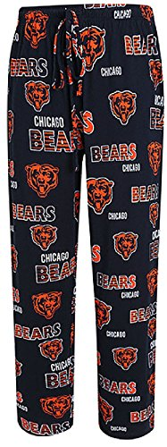 Chicago Bears Mens Blue Sweep Pajama Pants (S=30-31)