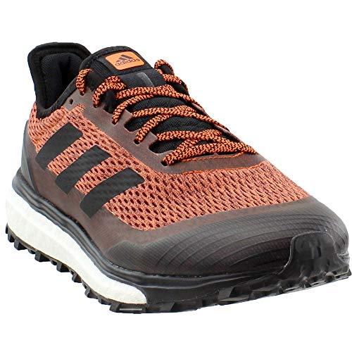 adidas Mens Response Trail Running Athletic Orange 7.5
