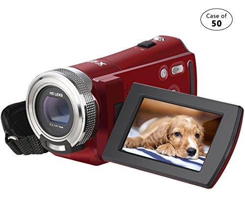 Case of 50, Digital Camcorder, Besteker 720P HD Video Camcor