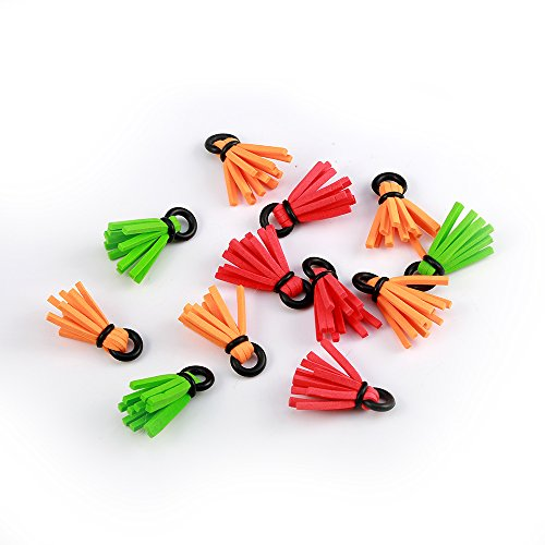 Andux-12pcsset-Fly-Fishing-Float-Drift-Float-Indicators-Foam-Streams-Drift-Hook-Positioning-Floats-12-Pack-Foam-Strike-Indicators-FDFP-01-Color-is-Random