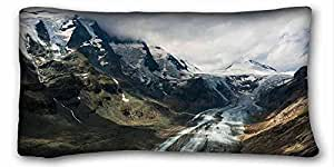Generic Personalized Nature Custom Zippered Pillow Case 20x36 inches(one sides) from Surprise you suitable for King-bed