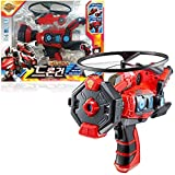 Youngtoys Steel Fire Brigade Firelord Drone Gun