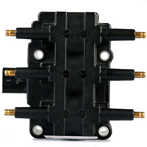 Ignition Coil Pack for Chrysler Dodge Jeep Wrangler V6 Compatible with C1442