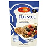 Linwoods Organic Milled Flaxseed (425g) - Pack of 6